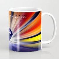 Luminous flux. Mug