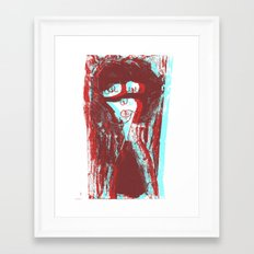 ppoorrttrraaiitt Framed Art Print