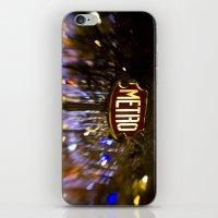 Metro Love iPhone & iPod Skin
