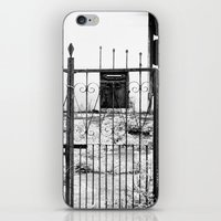 Iron Gate iPhone & iPod Skin