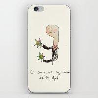 I'm sorry but... iPhone & iPod Skin