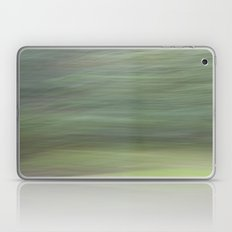 Green Whirlwind Laptop & iPad Skin