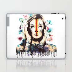 Drips of color Laptop & iPad Skin