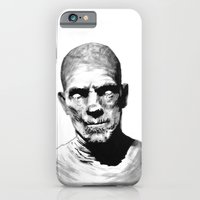 Death, Eternal Punishmen… iPhone 6 Slim Case