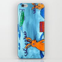No Hope Jackalope Full iPhone & iPod Skin