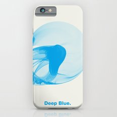 Deep Blue iPhone 6 Slim Case
