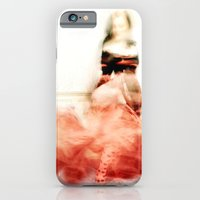 iPhone & iPod Case featuring Lady Rose by Lisa Argyropoulos