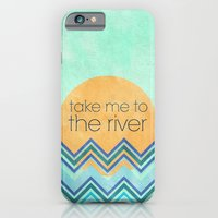 Take Me To The River iPhone 6 Slim Case