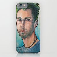 iPhone & iPod Case featuring MCA (Adam Yauch) 90's Tribute by Grant Yuhre