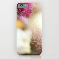 iPhone & iPod Case featuring Colorful Branch by Daisy Thijssen