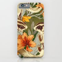 iPhone Cases featuring Sugar Gliders by Teagan White