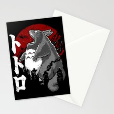Totorozilla Stationery Cards