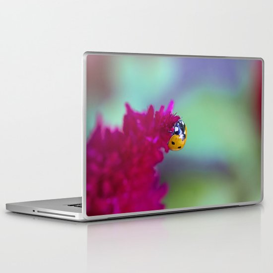 Color Me Beautiful Laptop & iPad Skin