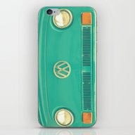 Groovy VW iPhone & iPod Skin