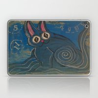 Wave Kitty Laptop & iPad Skin