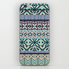 Tribal Pattern #3 iPhone & iPod Skin