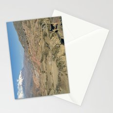 El Perro y la Montaña Stationery Cards