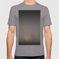 Sunrise Over Norfolk Mens Fitted Tee Athletic Grey SMALL
