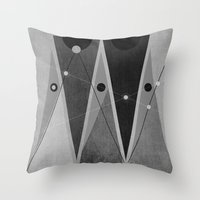 Geometric/Abstract 20 Throw Pillow