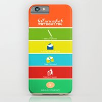 iPhone & iPod Case featuring Cabin Pressure: Shut Your Face! by robin
