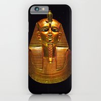 Psusennes funerary mask iPhone 6 Slim Case