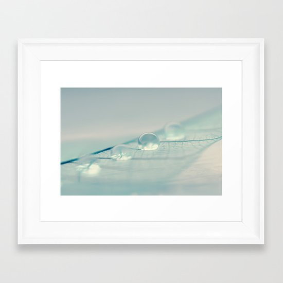 In focus Framed Art Print