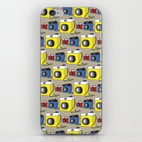 Dianas iPhone & iPod Skin