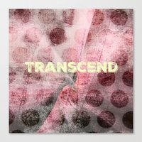 Transcend Canvas Print