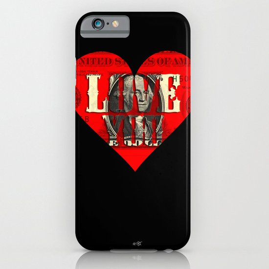 Modern Times - Real Love iPhone & iPod Case
