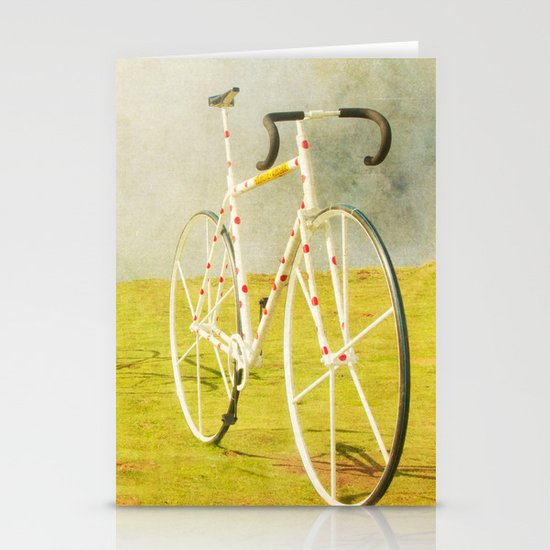 Le Tour Stationery Card
