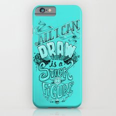 All I Can Draw iPhone 6 Slim Case