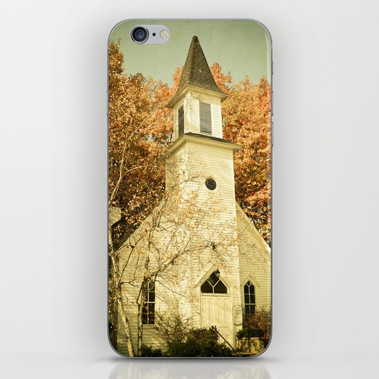 Pray iPhone & iPod Skin