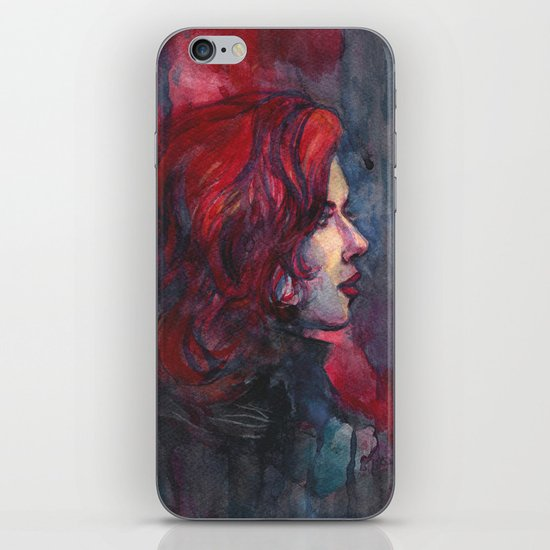 Widow iPhone & iPod Skin