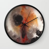 M A G M A Wall Clock