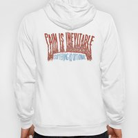 PAIN AND SUFFERING Hoody