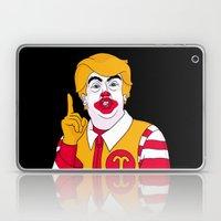 McDonald Trump Laptop & iPad Skin