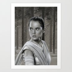You Have That Power Too Art Print