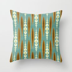 MCM Dots & Shards Throw Pillow