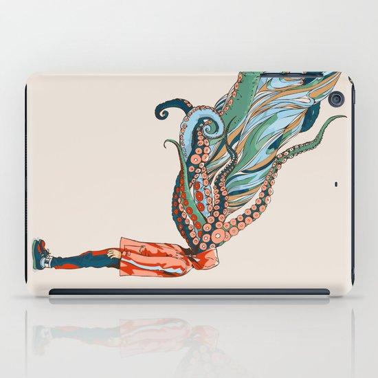 Octopus in me iPad Case