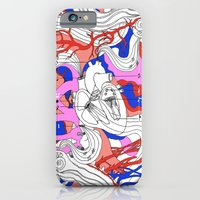 Musical Heart iPhone 6 Slim Case