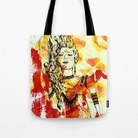 Tribal Beauty 2 Tote Bag