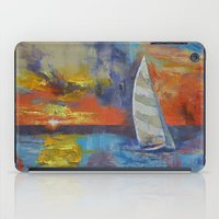 Sailboat iPad Case