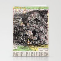 New Mexico Stationery Cards