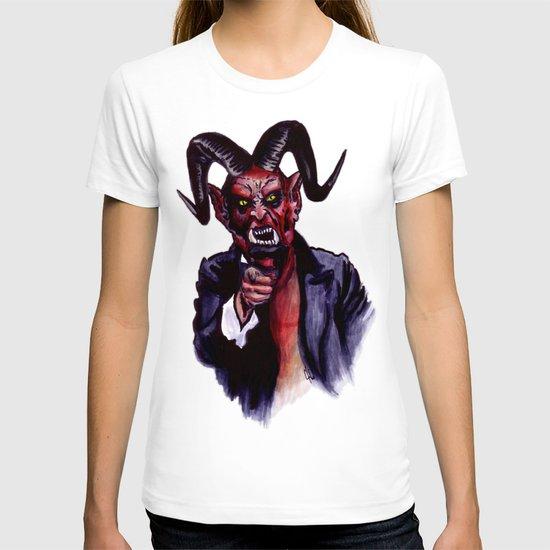 Uncle Satan T-shirt