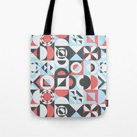 never between Tote Bag