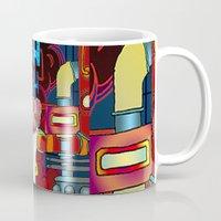 UH-OH! - WEASEL! Mug