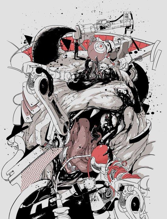 Ngaov Art Print
