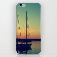 sea Puglia iPhone & iPod Skin
