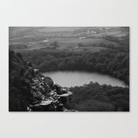 Cleveland Way (2) Canvas Print