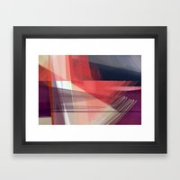 Abstract 391 Framed Art Print